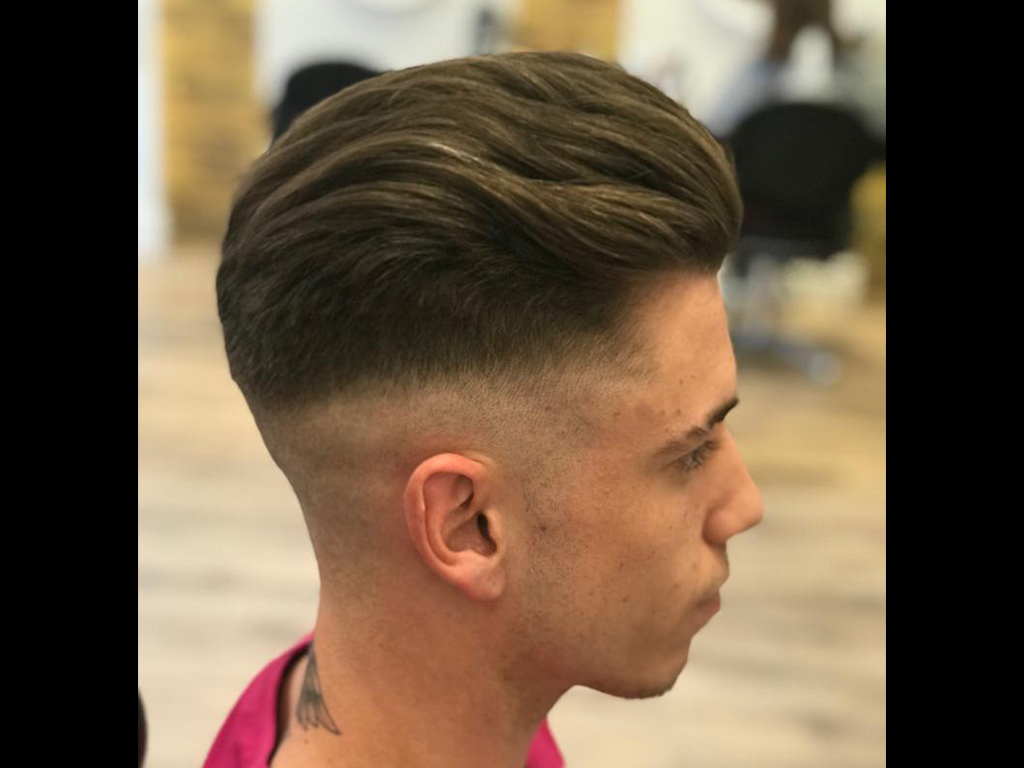 corte pelo estilismo hombre
