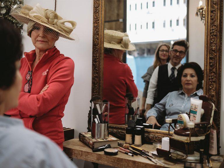 Contacto. Peluquería y estilismo en Zaragoza