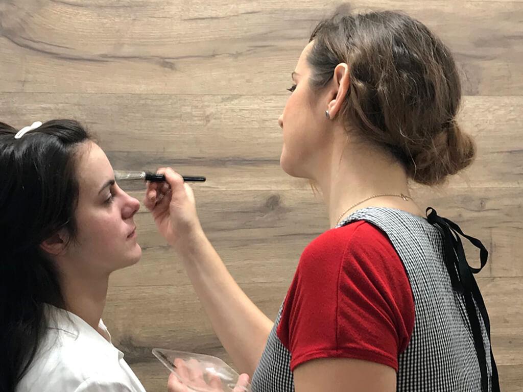 Maquillaje. Peluquería y estilismo en Zaragoza
