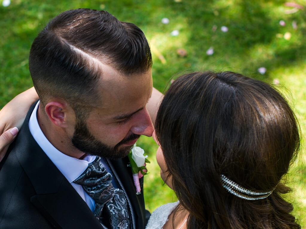 Corte pelo y barba para novios